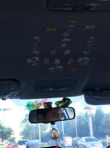 Thai Taxi Blessing